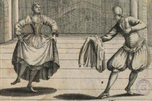 Lambranzi - leccio de dansa 2  portada
